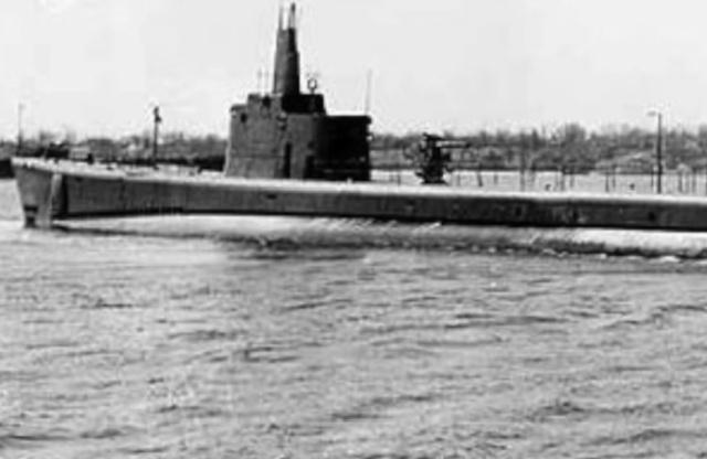Останки пропавшей в годы Второй мировой войны подводной лодки были обнаружены в Тихом океане