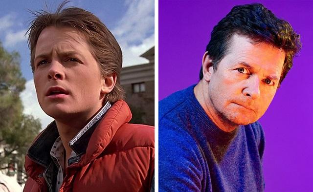 Как изменились актеры, которые были кумирами детей (21 фото)