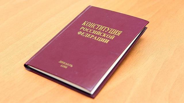 В России разработали детскую версию Конституции в стихах и картинках