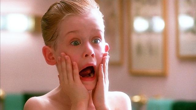 "Реакция Маколея Калкина на перезапуск фильма ""Один дома"" от студии Disney (9 фото)"