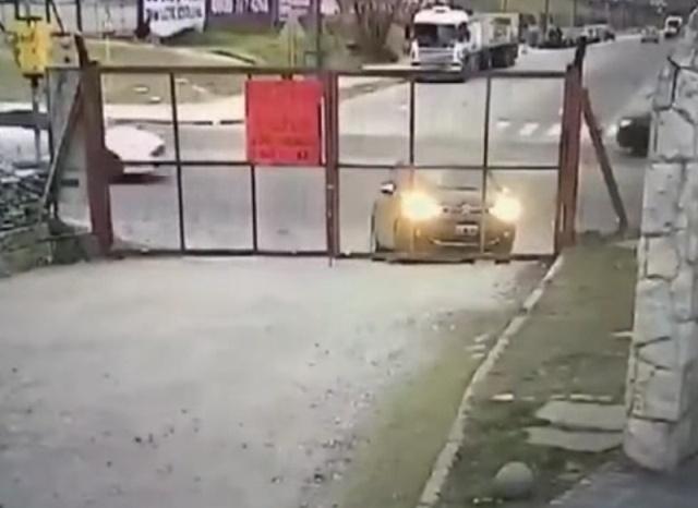 Отвлекся всего на минутку