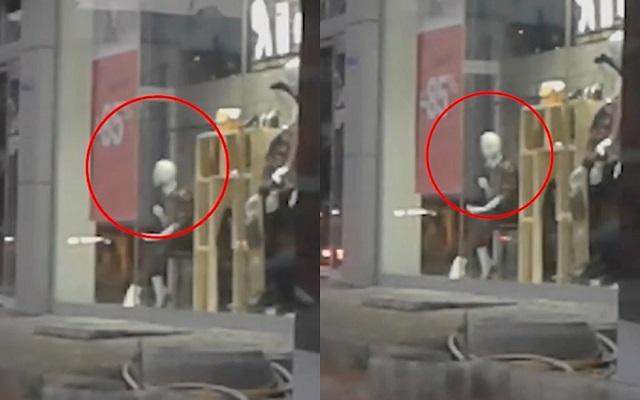 Из-за этого видео может развиться фобия манекенов