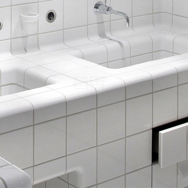 Необычный дизайн ванной комнаты (5 фото)