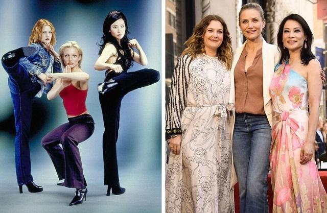 Актерские дуэты и коллективы, которые воссоединились спустя годы (18 фото)