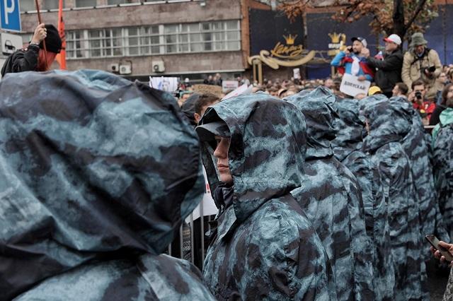 В Москве прошла самая крупная акция протеста с 2011 года (22 фото + видео)