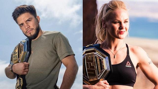 Чемпион UFC Генри Сехудо вызвал на бой Валентину Шевченко