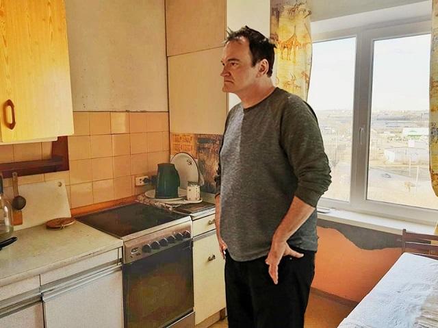 Риэлторский лайфхак: как продать квартиру с помощью Квентина Тарантино (5 фото)