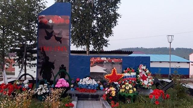 В Приамурье отреставрировали памятник погибшим в ВОВ, но что-то пошло не так (фото + видео)