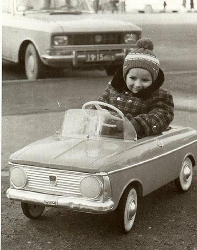 Советское детство (24 фото)