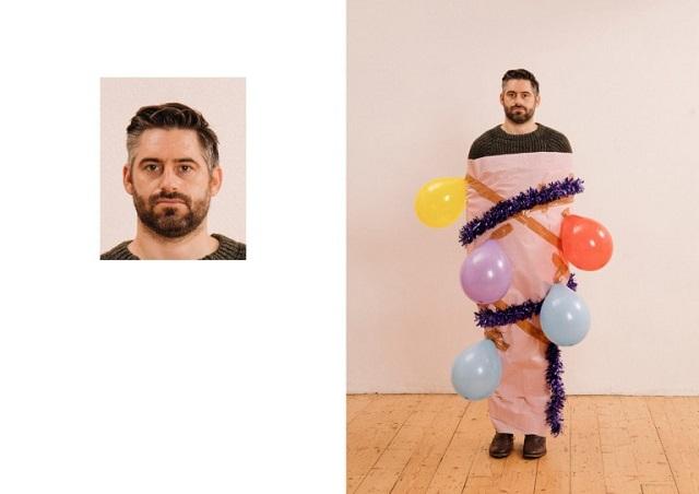 Провокационный фотопроект, высмеивающий традиционные фото на паспорт (25 фото)