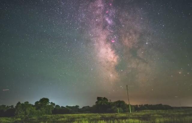 Вращение Земли и галактика Млечный Путь