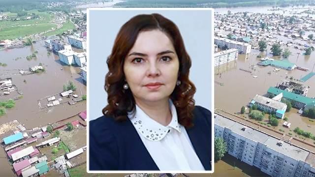 """Аудиозапись, на которой якобы иркутская чиновница Ирина Алашкевич назвала жертв паводка в Тулуне """"быдлом"""""""