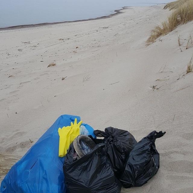 Люди, которые решили бросить вызов мусору (15 фото)