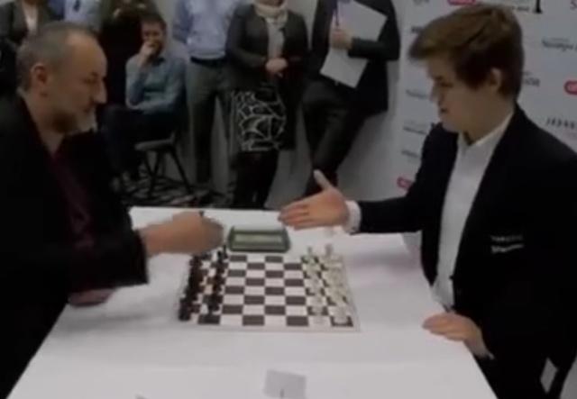Вот, что такое интенсивная игра в шахматы!