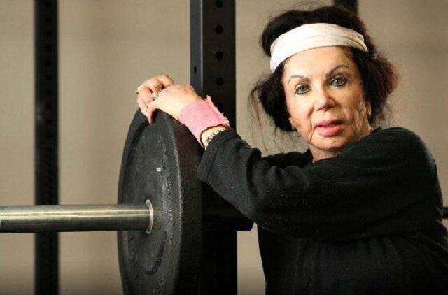 Как выглядит 97-летняя мама Сильвестра Сталлоне (14 фото)