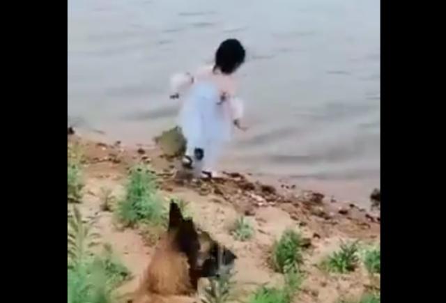 Заботливый хороший мальчик
