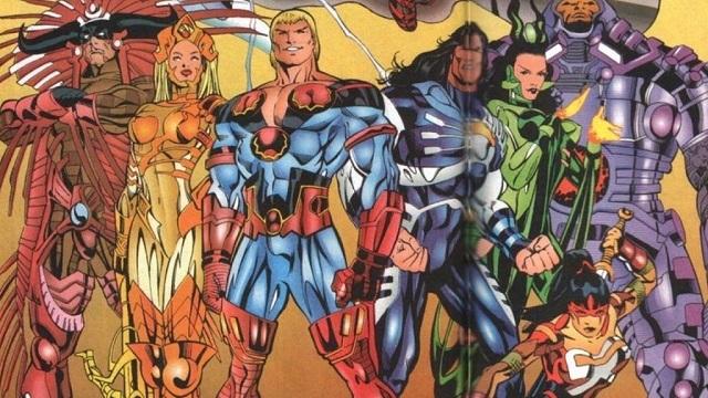 Во вселенной Marvel вскоре появится первый супергерой-гей (3 фото)