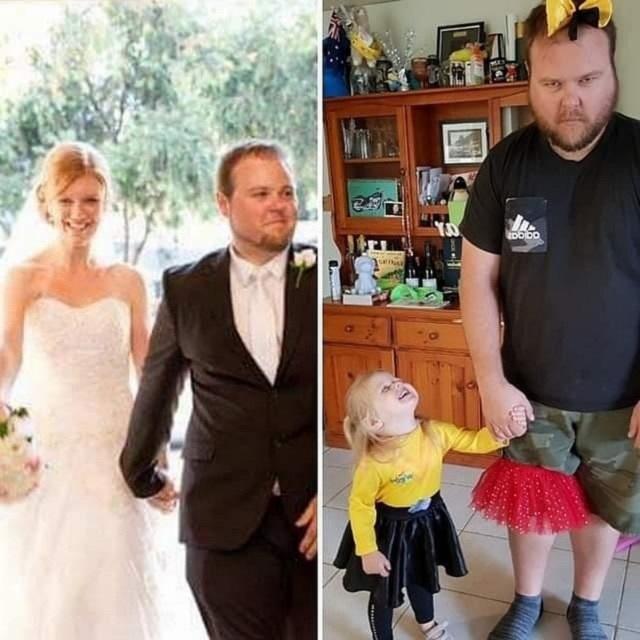 """Подборка фото из категории """"До рождения ребенка и после"""" (20 фото)"""