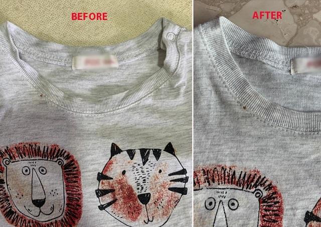 Лайфхак: как вернуть растянутой одежде приличный вид (6 фото + 2 гифки)