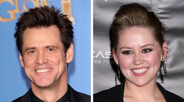 Дети знаменитостей, которые невероятно похожи на родителей (11 фото)