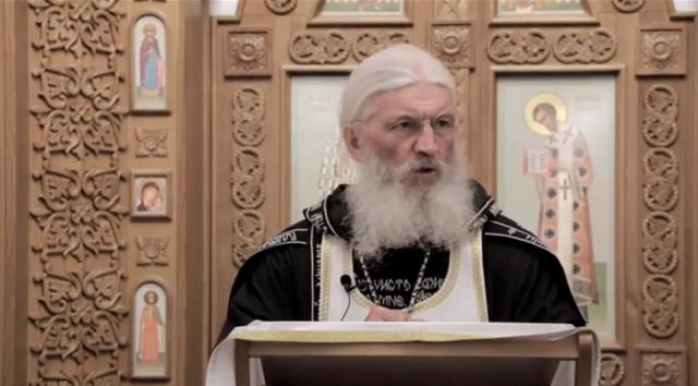 Отец Сергий призвал наказать Покраса Лампаса за его граффити в Екатеринбурге