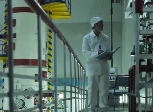 """""""Чернобыль"""" с озвучкой в стиле видеоигры """"Half-Life"""""""