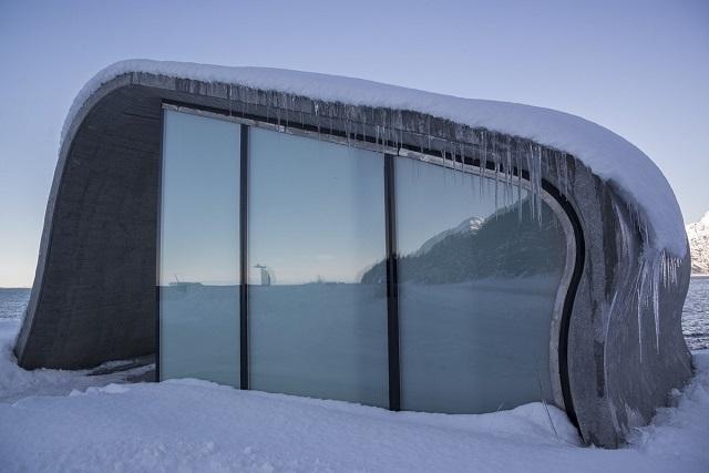 Угадайте, что это за стильное здание в Норвегии? (15 фото)