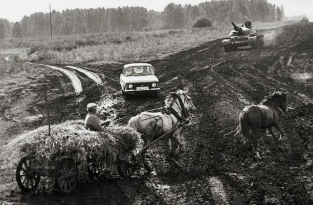90-е годы в подборке архивных снимков (35 фото)