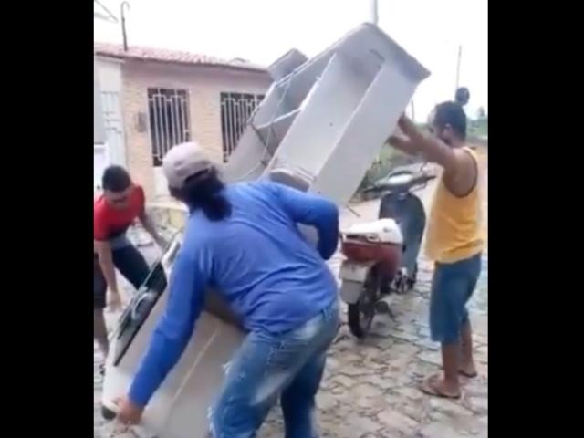 Как в Бразилии доставляют крупногабаритные грузы