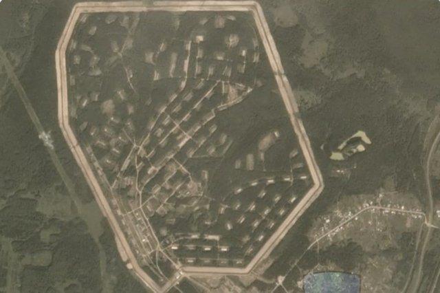 Aurora Intel опубликовала снимки со спутника разрушений в Ачинске (3 фото)