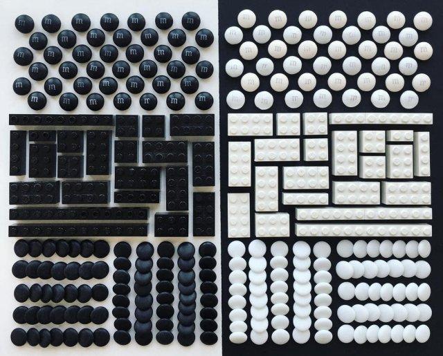 Художника-визуалист создает оригинальные композиции из повседневных вещей (25 фото)