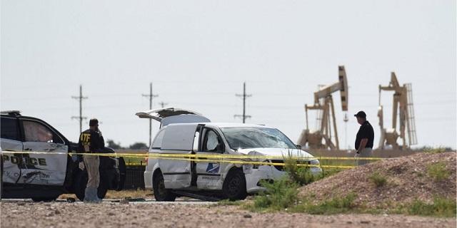 В Техасе вновь произошла массовая стрельба (3 фото + 2 видео)