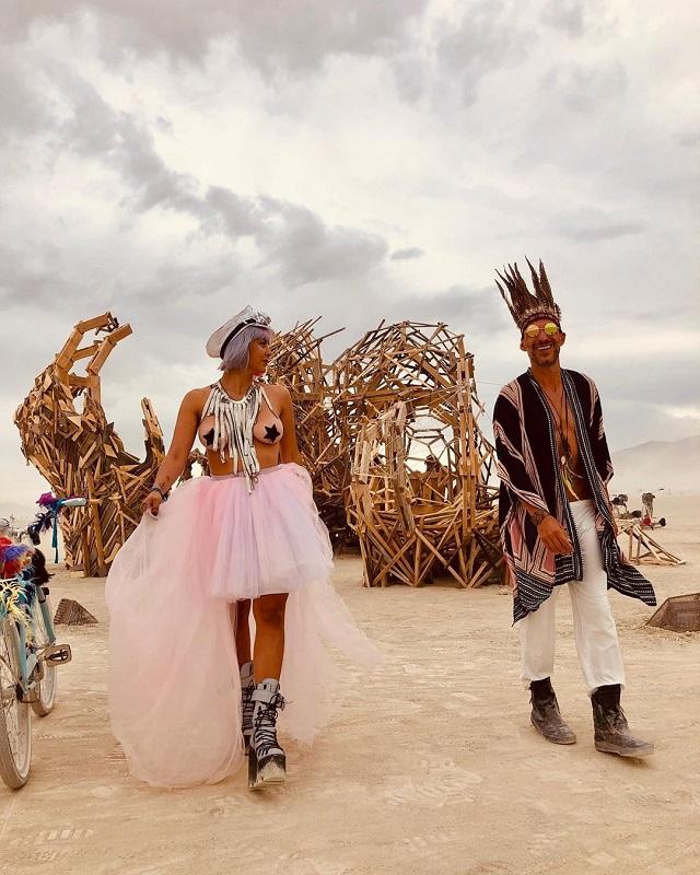 Фотоотчет: Burning Man-2019 (32 фото)