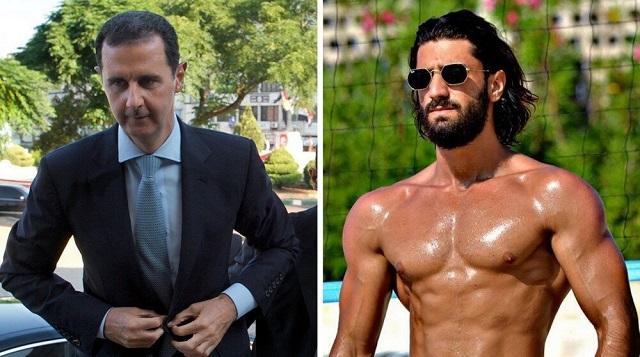 Башар Асад заключил своего брата под домашний арест из-за пафосных фото в Instagram (10 фото)