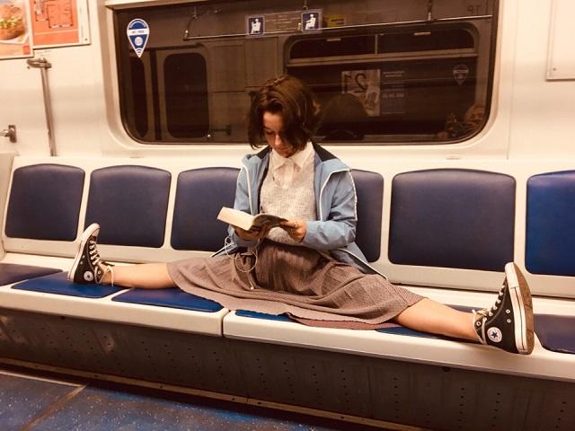 Мода российского метрополитена (30 фото)