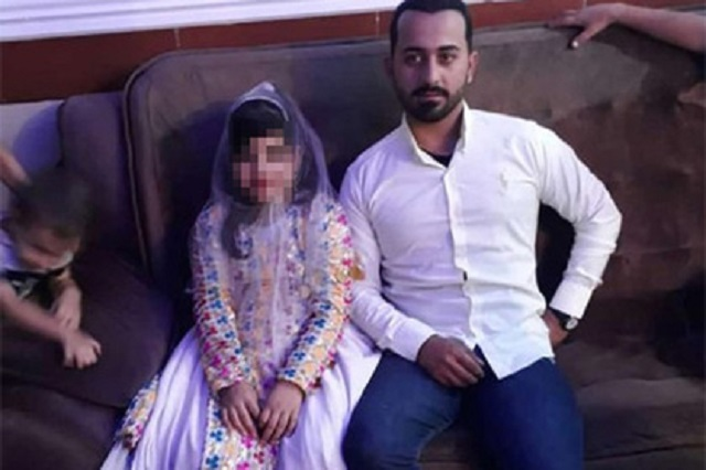 В Иране мужчина взял в жены 9-летнею девочку (2 фото + видео)