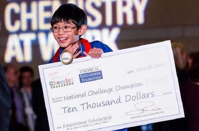 История Дениэла Лю - вундеркинда, который поступил в университет Толедо в 11 лет (4 фото)