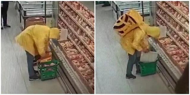 """Доставщик """"Яндекс.Еды"""" украл из магазина колбасы на 17 тысяч рублей"""