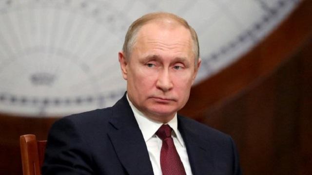 """Владимир Путин объявил о """"масштабном"""" обмене заключенными c Украиной"""