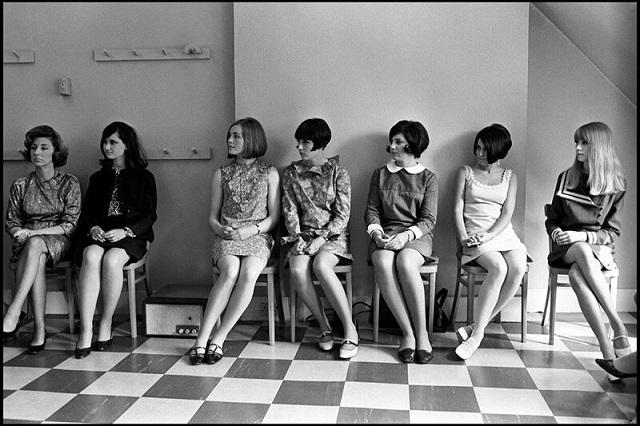 Естественная красота девушек из 70-х (19 фото)