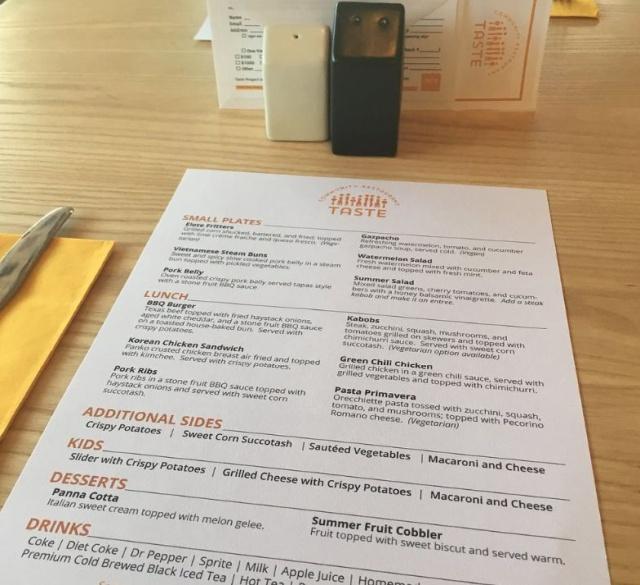 Ресторан, в котором нет цен на блюда (4 фото)