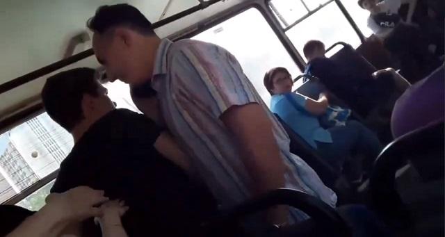 В Дзержинске школьник подрался с водителем троллейбуса