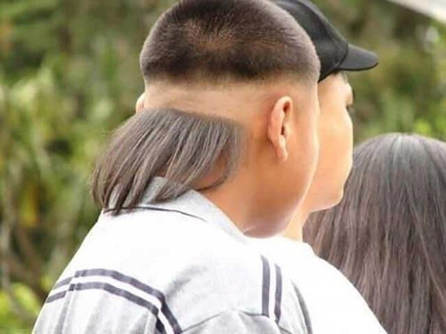 Безжалостный креатив и мастерство парикмахеров (10 фото)