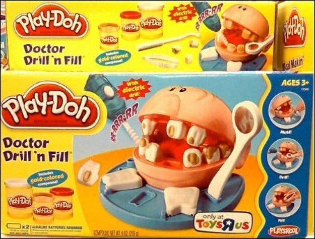 Эффектные игрушки, придуманные неадекватными дизайнерами (20 фото)