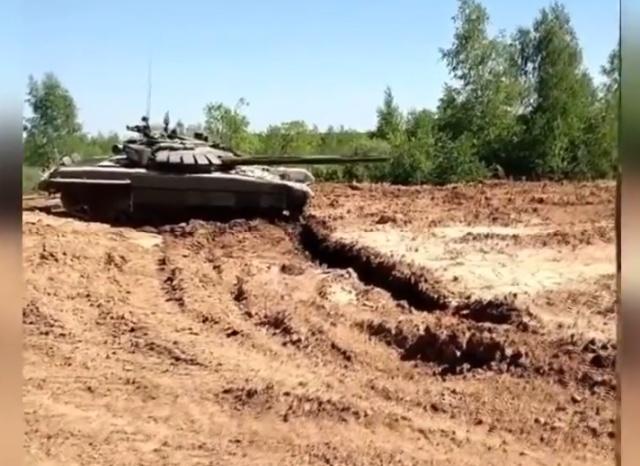 Хорошие шутки у танкистов