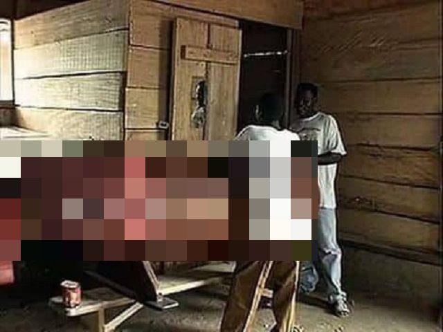 Плотник из Ганы делает гробы для мужчин-ловеласов