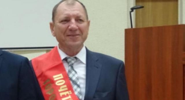 """Бывший мэр Заринска присвоил себе звание """"Почетный гражданин города"""""""