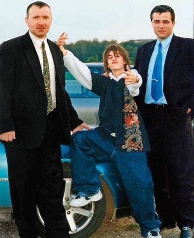Подборка атмосферных фото из 90-х (17 фото)