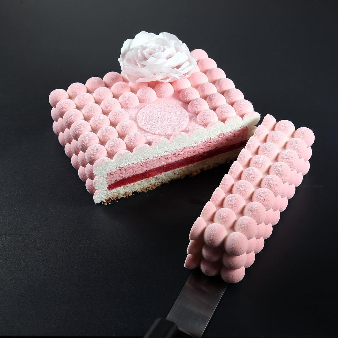 Украинка печатает на 3D-принтере невероятные торты (10 фото + 3 видео)