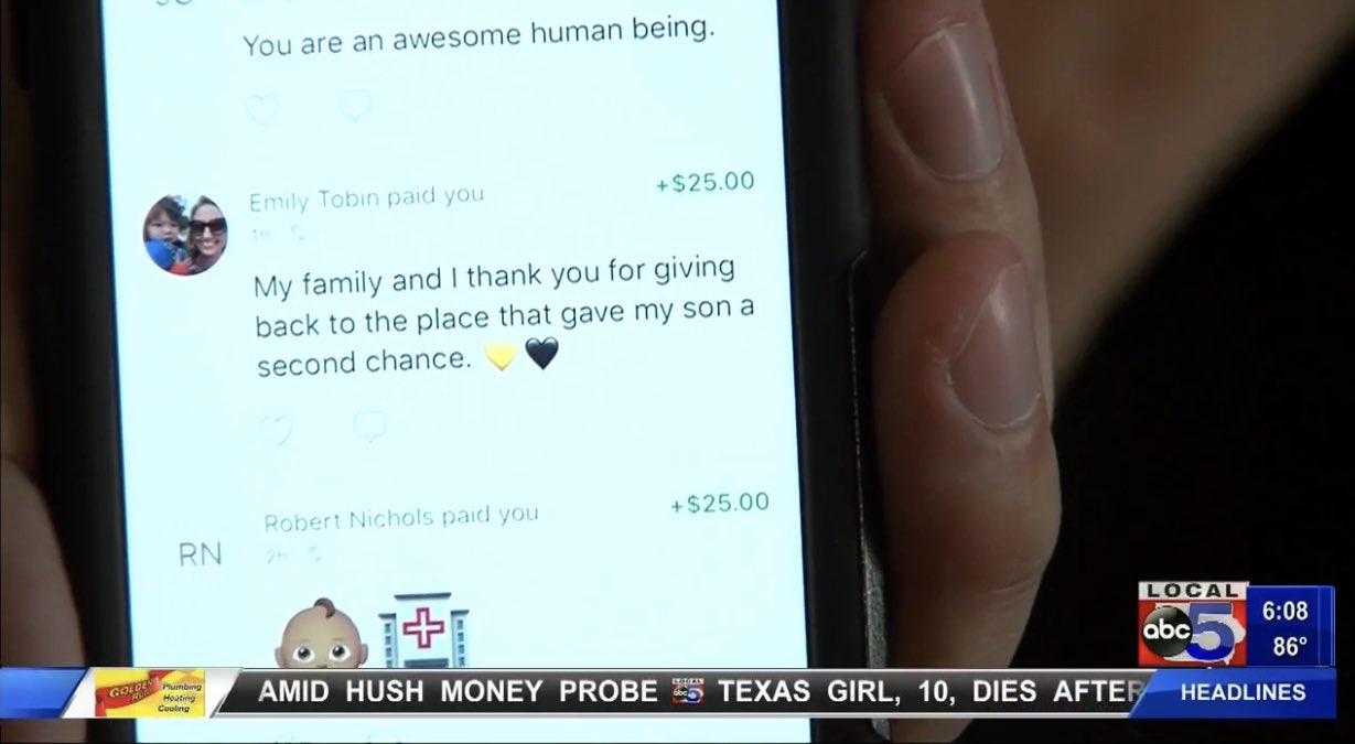 Фанат попросил денег на пиво, а собрал $1 млн для детской больницы